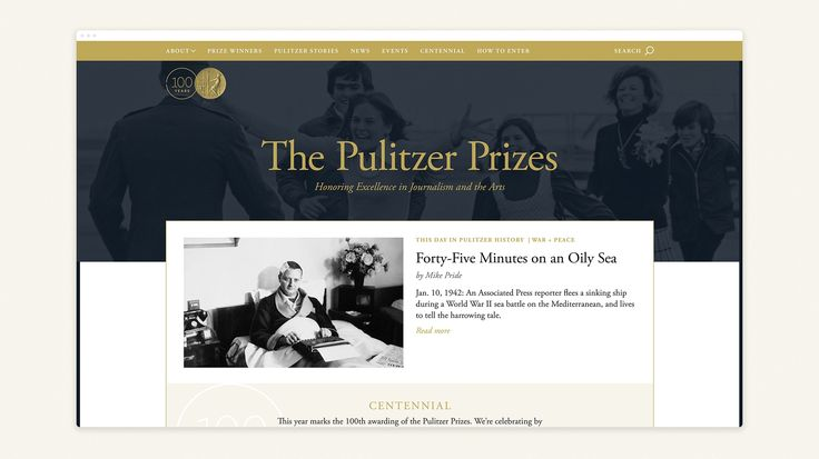http://athleticsnyc.com/projects/the-pulitzer-prizes/