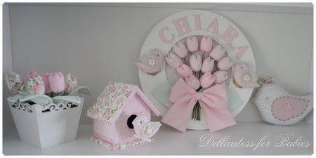 Casinha de passarinho - Dellicatess for Babies