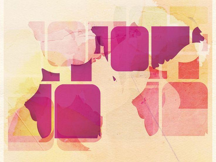 70+ ejemplos de tipografia experimental (Diseños) - Taringa!