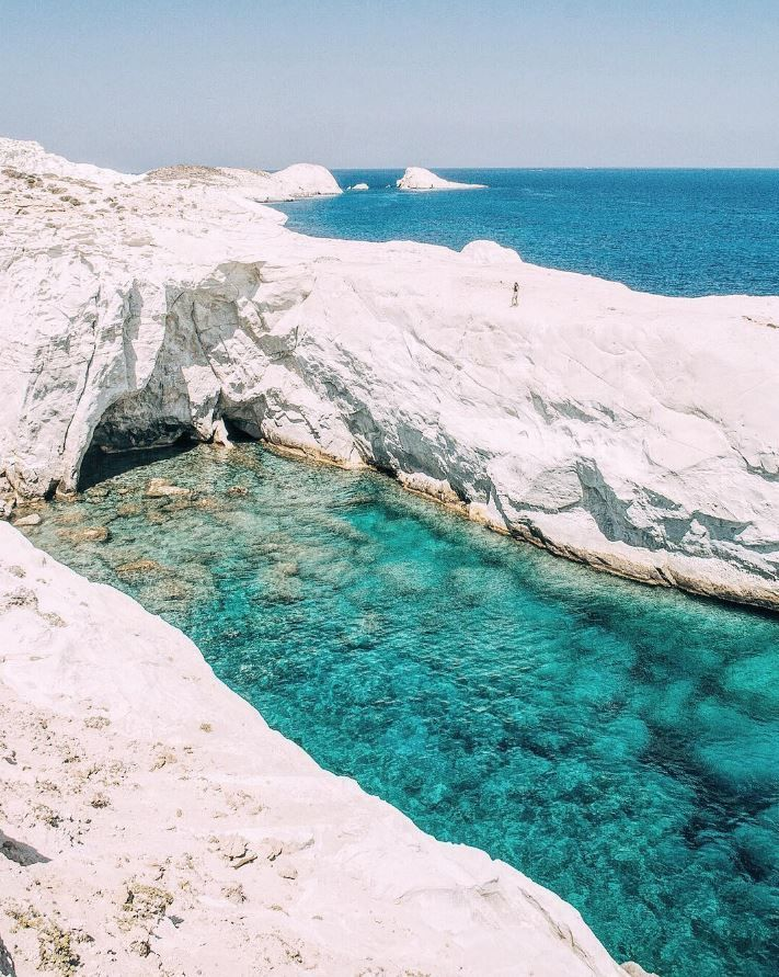 Mílos, Kikladhes, Greece
