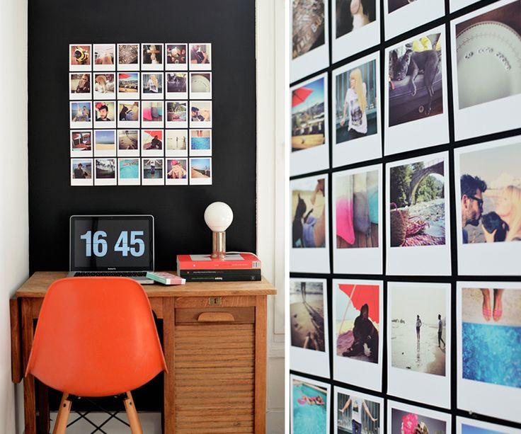 Best 25 polabox ideas on pinterest affichages de photos for Decoration murale walmart