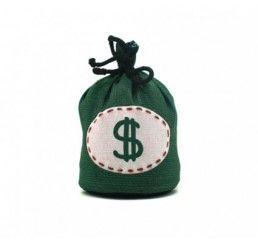 Peso de Porta - Saco de Dinheiro                              …