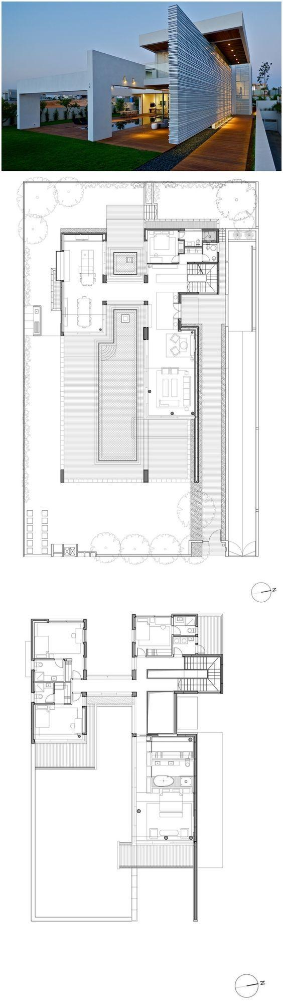 Erdgeschoss haus front design  best interessante ontwerpen images on pinterest  arquitetura