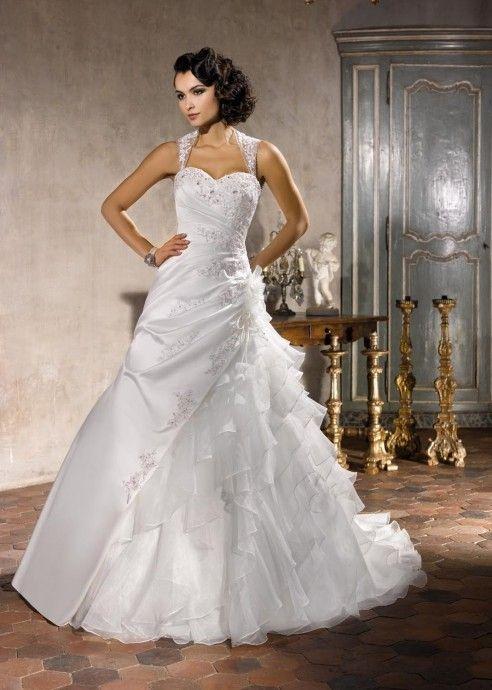 Robe de mariée 161-29 par Miss Kelly collection 2016