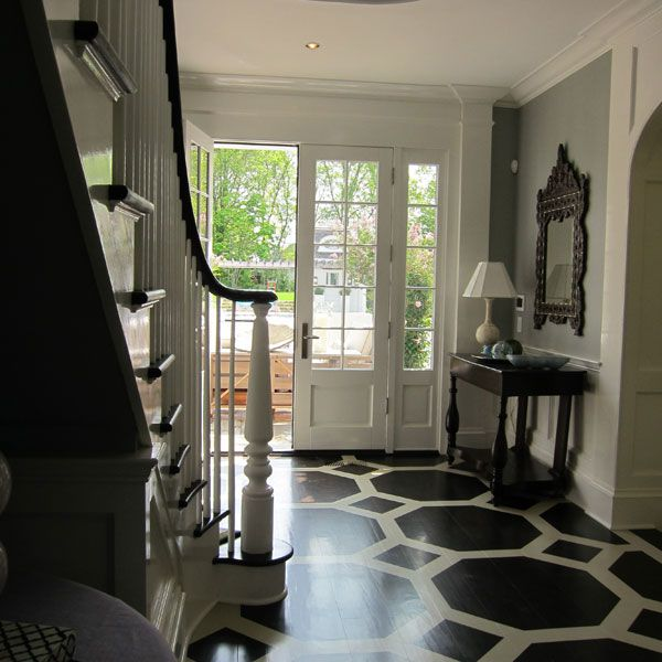 Painting The Floor White: 100+ Best Painted Floors Images By Kevin Walsh On Pinterest