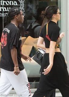 海外セレブスナップ | Celebrity Style: 【ケンダル・ジェンナー】うまくいってる?久しぶりに恋人エイサップ・ロッキーとハンサムスタイルでお出か...