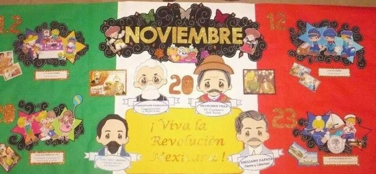Periodico mural noviembre (2) - Imagenes Educativas