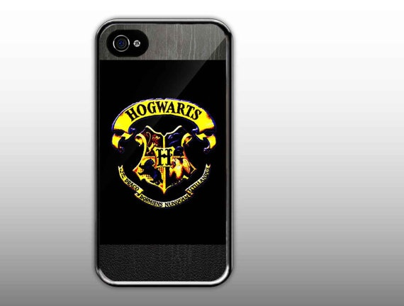 iPhone 4/4s Case   Hogwarts Harry Potter Cute by NewCaseDesign, $15.50