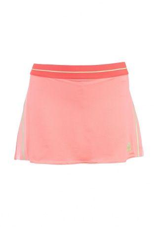 Красивые розовые шорты-юбка для стильных и спортивных девушек