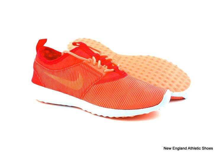 Nike women Juvenate SM casual shoes  - Bright Crimson / Atomic Pink / White $100 #Nike #Casual