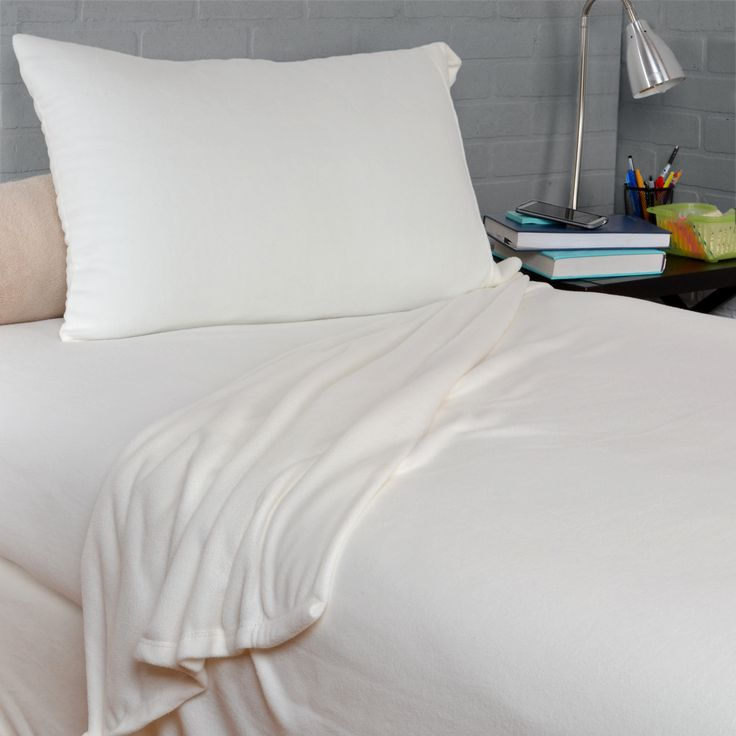 Microfleece™ Twin XL Sheet Set