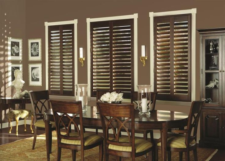 Hardwood Shutters Add Beauty And Depth To Any Decor! Pinned By Budget Blinds  Of Walnut Creek