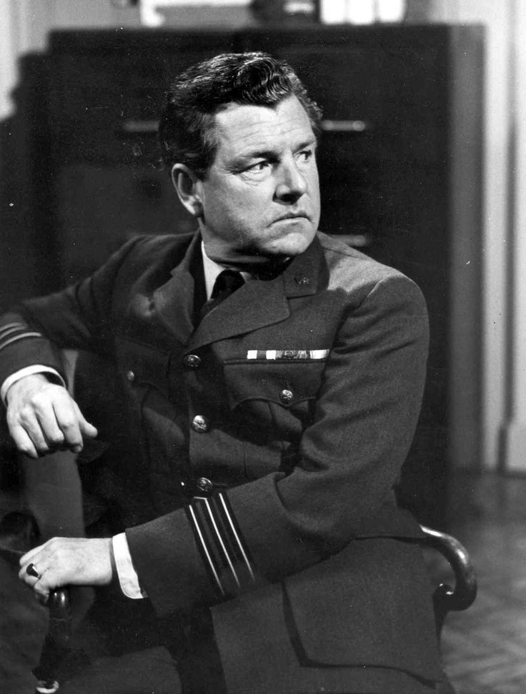 Kenneth More in BBC's White Rabbit