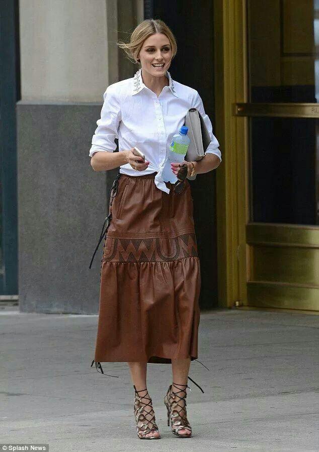 #OliviaPalermo #fashion #2014 #streetstyle