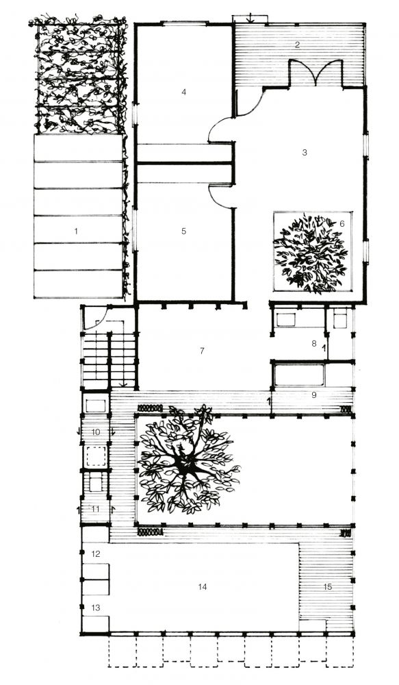 Raven Street House / James Russell Architect