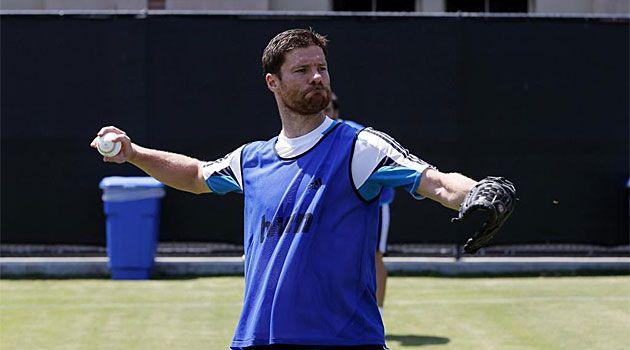 ¿Y si Xabi Alonso hubiera decidido ser jugador de béisbol?