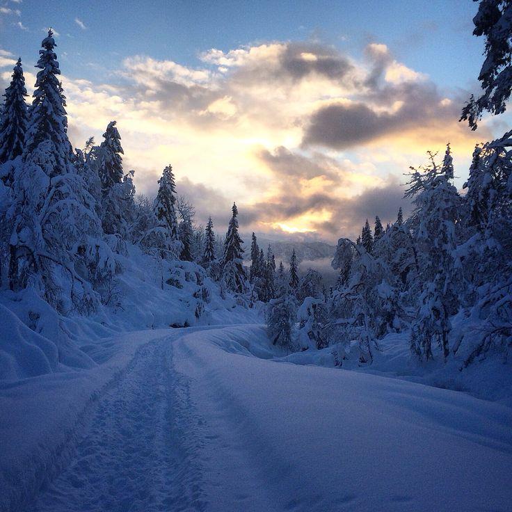 Njøsadalen, Leikanger, Norway