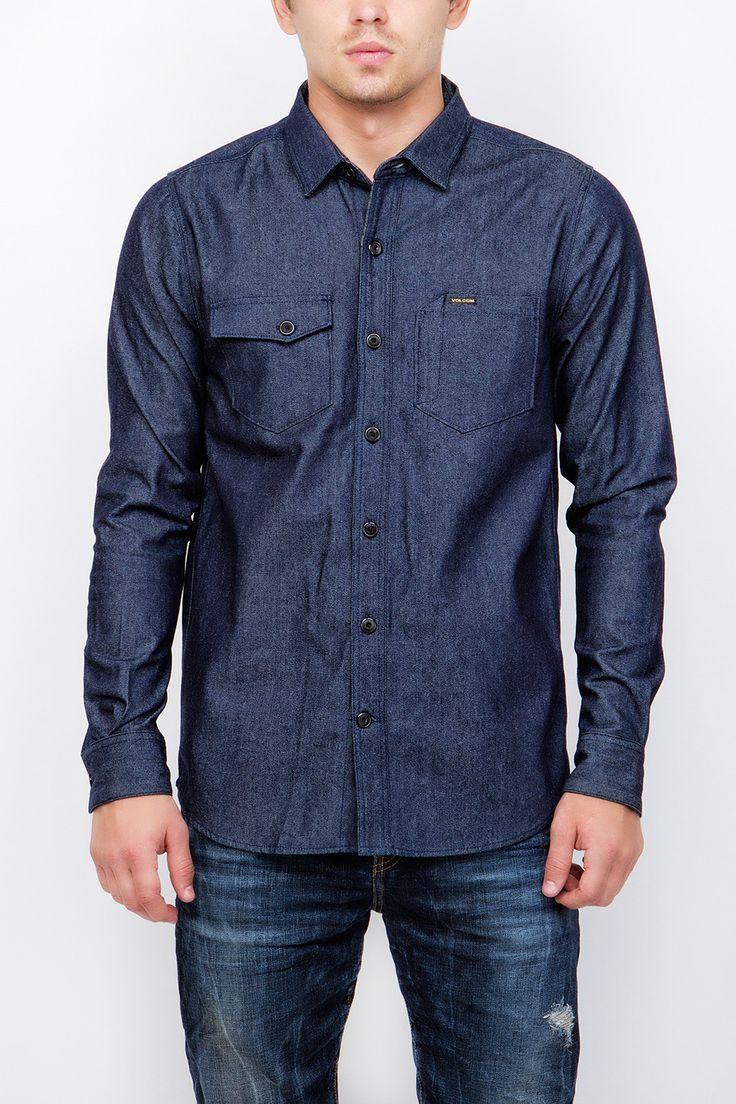 Νέο Volcom πουκάμισο XX Nelson Δείτε το εδώ: http://goo.gl/uNfddE | ☎ 2310257446  www.shopatshop.gr  #volcom #onlineshopping #greece