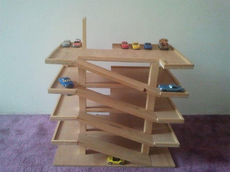 25 best ideas about toy garage on pinterest auto garage. Black Bedroom Furniture Sets. Home Design Ideas