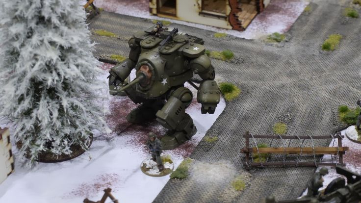 Konflikt '47 with Warlord Games at Salute 2016