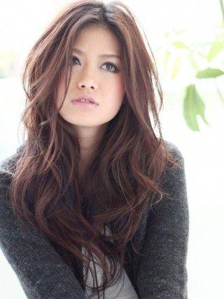 髪型 ヘアスタイル ロングスタイル Hair Style Long Hair Style Hair And Beauty Pinterest Long Hair