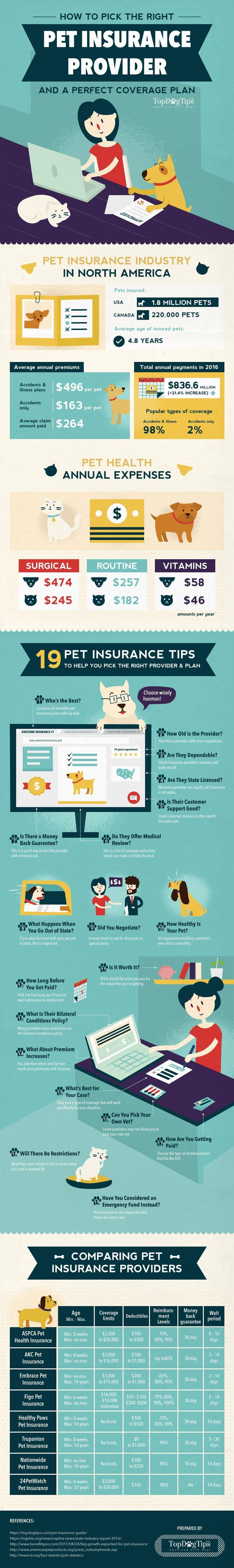 https://topdogtips.com/pet-health-insurance-tips/ #Doginsurancepethealth