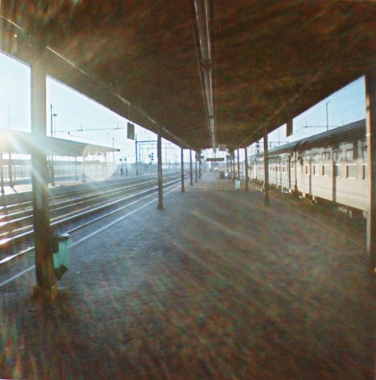 Trenitalia si scusa per il disagio Stazione ferroviaria di Mestre, Italy