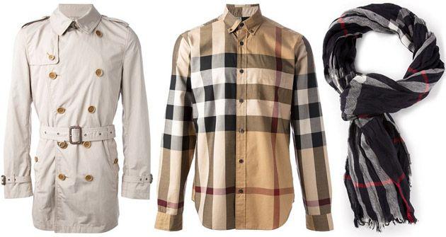 Burberry Trenchcoat und Jacke - damit ist die britische Traditionsmarke international bekannt geworden. Doch inzwischen begeistert sie auch mit Artikeln wie Hemd, Pullover, Gürtel, Schuhe oder Scha...