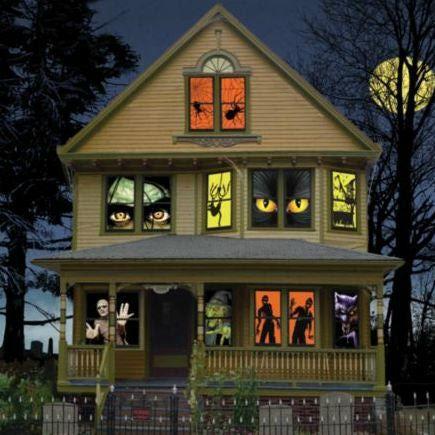get creative outdoor halloween decorating ideas - Great Halloween Decoration Ideas
