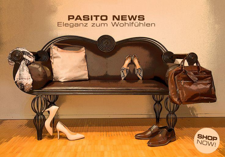 SHOP NOW! www.pasito.ch