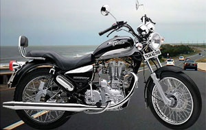 Royal Enfield Thunderbird Bikes Photo Gallery and Pictures