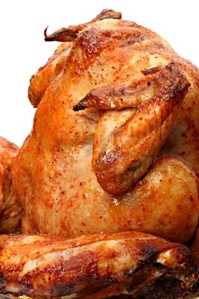 Kuře grilované na plechovce piva