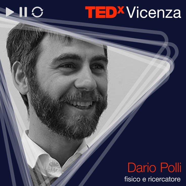 Dario Polli / Fisico e ricercatore > Il suono delle molecole  #TEDxVicenza #TEDx #research