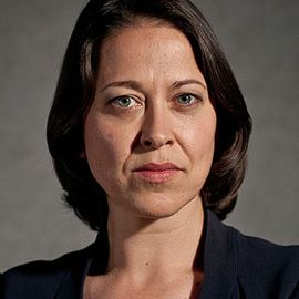 Nicola Walker played complex, brilliant, heartbreaking Ruth Evershed who became one of my favorite characters on 'Mi-5' -- Cast of Characters | MI-5 | Shows | KCET