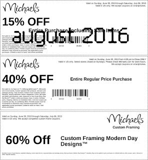 free printable coupons michaels coupons - Michaels Coupon Framing