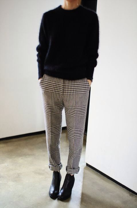Classic dogtooth