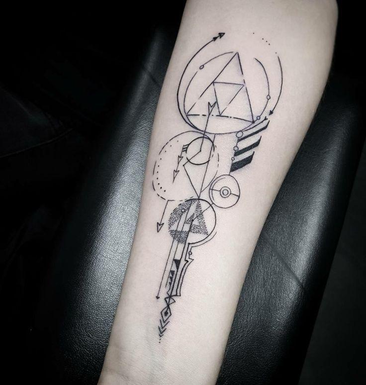 tatuajes diseños originales en el antebrazo