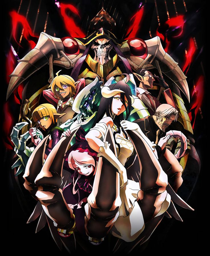 Overlord. Pretty interesting series.