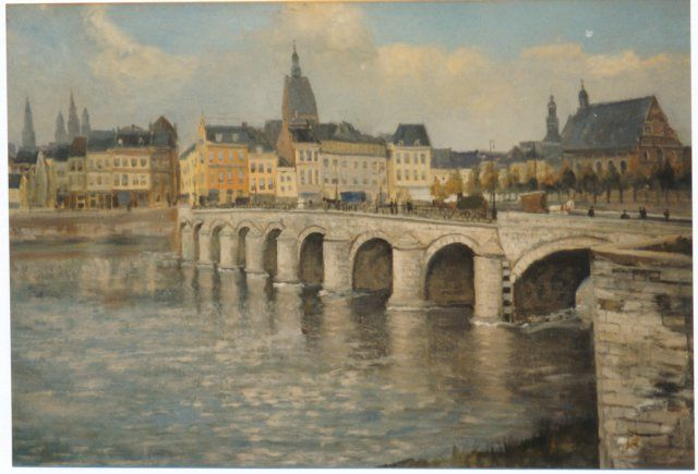 Sint Servaasbrug, Christoffel Dijkman