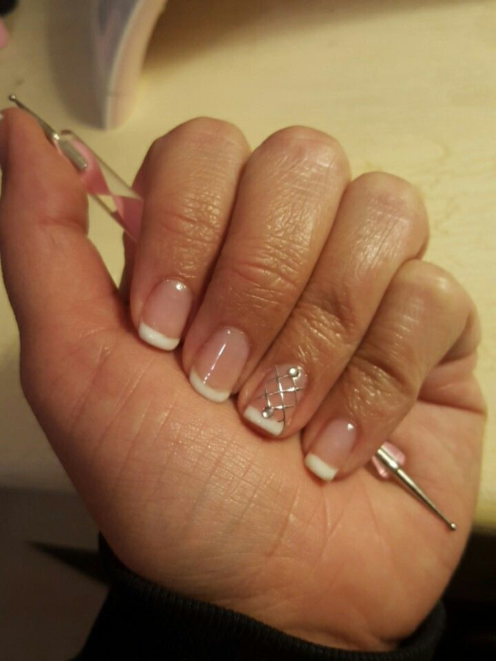 The 7 best winter nails images on Pinterest | Cute nails, Nail ...