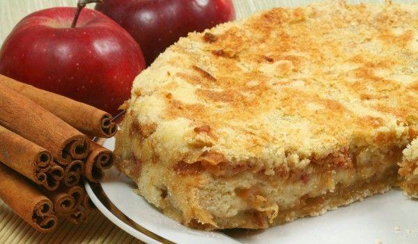 Cuca de maçã: A melhor receita!