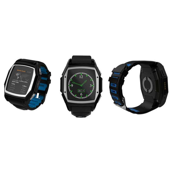 Smart Watch Phone Unterstützung TF Sim GPS Kamera Smartwatch Reloj Inteligente Gesundheit Pulsmesser Tragbares Gerät Armbanduhr //Price: $US $60.04 & FREE Shipping //     #clknetwork