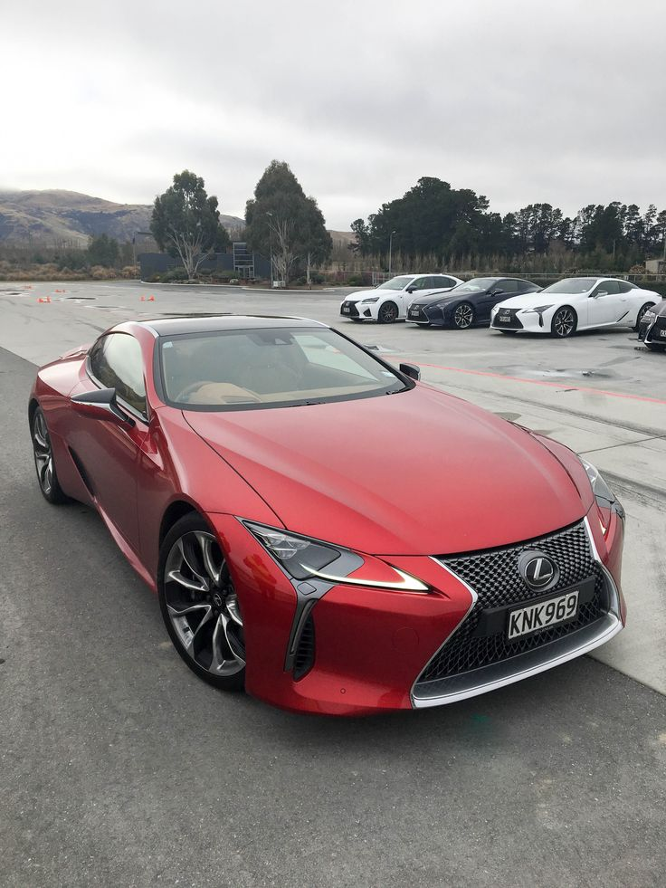 The sensational new coupe from Lexus; the Lexus LC 500 and Lexus LC 500h (hybrid). Photos taken at the official dealer launch day at Highlands Motorsport Park, Cromwell, New Zealand.     More on our website: https://www.lexus.co.nz/en/models/lc/lc-500.html?addealer=christchurch