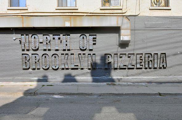 North of Brooklyn Pizzeria, Toronto