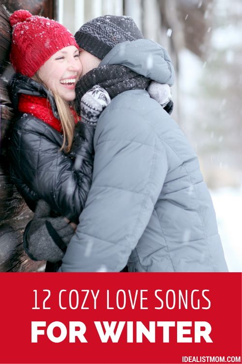 Add these festive love songs to your holiday playlist, and get cozy by the fire with your spouse or partner. (They make the perfect DIY Christmas gift too!)