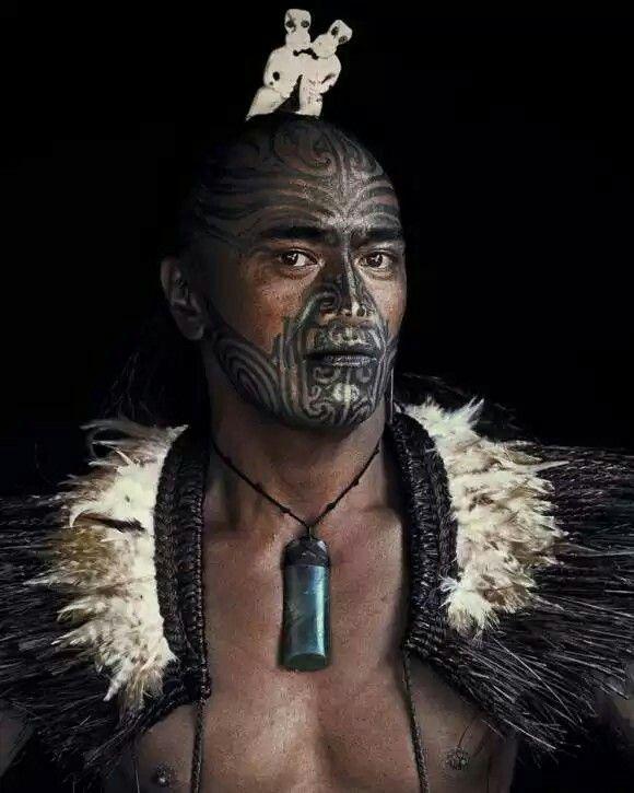 マオリ族(ニュージーランド)