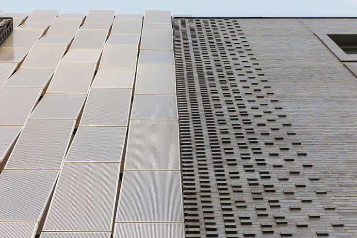 Façade Panels - Perforated Panels from MetalTech-USA