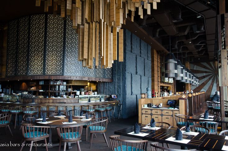 Altitude The Plaza- three celebrated restaurants- Gaia – Salt Grill – Enmaru- in Jakarta | Asia Bars & Restaurants