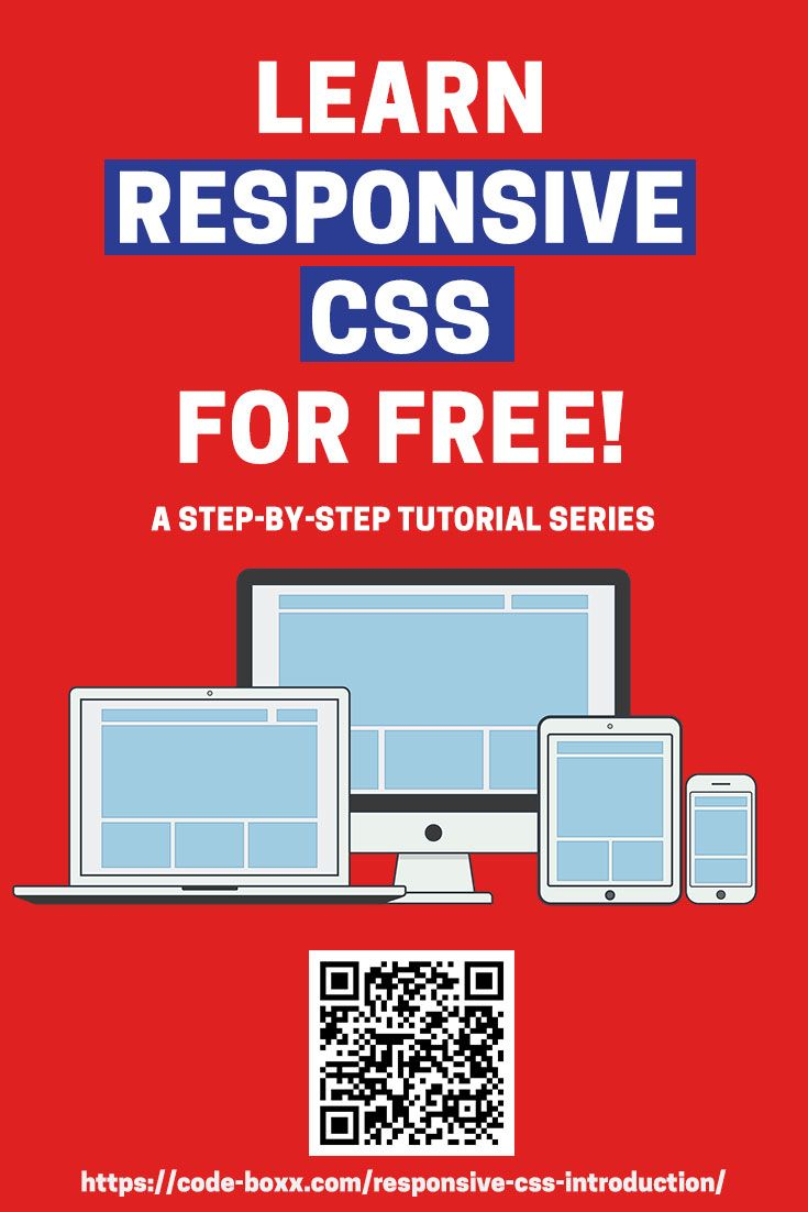 Css Tutorial An Introduction To Responsice Css Css Webdeveloper Coding Programming Beginner Css Tutorial Css3 Tutorial Css