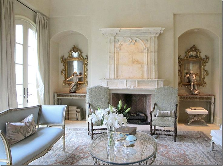 Beautiful. Sophisticated Living RoomsArrow KeysLiving SpacesRoom DecorFrench  ...